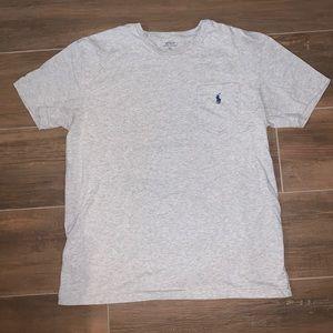 Polo by Ralph Lauren Gray T-Shirt